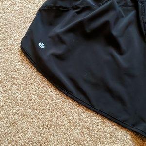 lululemon athletica Shorts - Lululemon Run Smoothly Short  Black